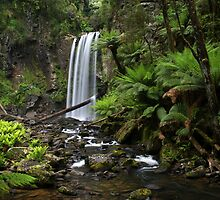 Hopetoun Falls, Vic by kcy011