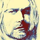 Kurt Cobain Sketch by SumnerLee
