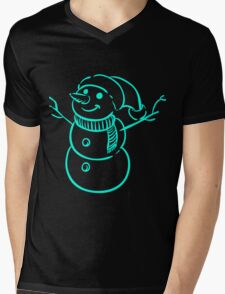 Christmas & New Year Mens V-Neck T-Shirt