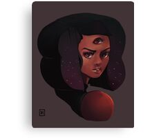 Garnet Portrait Canvas Print