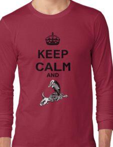 Keep Calm and ... Long Sleeve T-Shirt