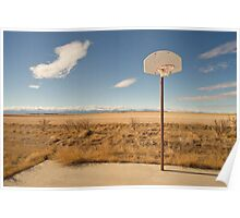 Basketball Hoop 1 Poster