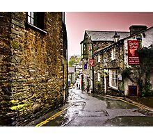 Sheila's Cottage in Ambleside, Lake District, UK Photographic Print