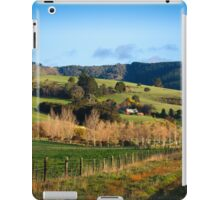 On The Rural Road iPad Case/Skin