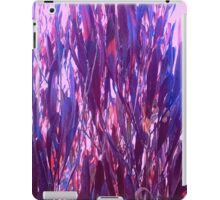 Blue And Red Summer iPad Case/Skin