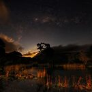 Pond in The Grampians by Robyn Lakeman