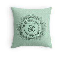 Mint-Collection 01 Throw Pillow