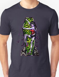Pin Up Ghouls - Vampire Girl T-Shirt