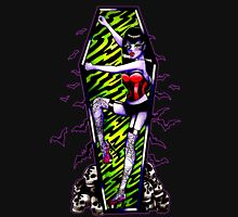 Pin Up Ghouls - Vampire Girl Unisex T-Shirt