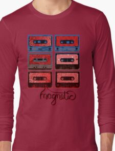 Magnetic Long Sleeve T-Shirt