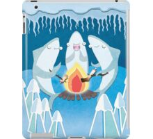A Shiver of Sharks iPad Case/Skin