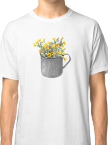 Mug with primulas Classic T-Shirt