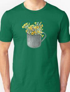 Mug with primulas T-Shirt