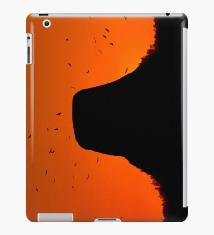 ipad-Sunset over Devils Tower 2. iPad Case/Skin