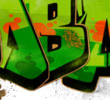 ArtWars Boba Sticker