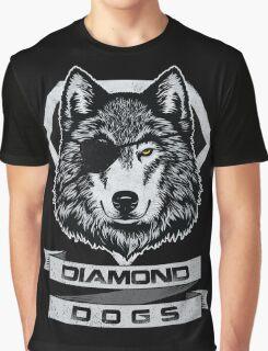 THE DIAMOND DOGS Graphic T-Shirt