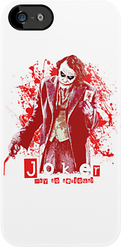 Joker - Heath Ledger by JoseFuentes