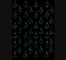 Christmas tree pattern Unisex T-Shirt