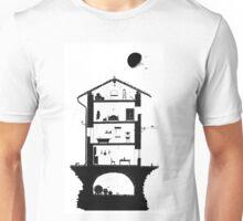Architecture of italian home Unisex T-Shirt