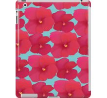 Flowers, flowers... iPad Case/Skin