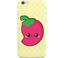 Kawaii Chilli iPhone Case/Skin