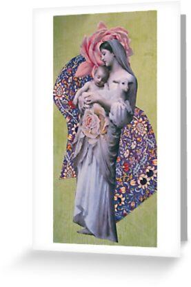 Mary Christmas by Kanchan Mahon