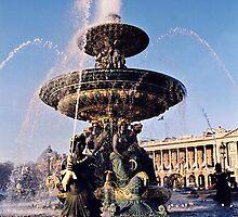 Place de la Concorde by manifold53