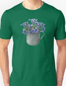 Hyacinth flowers in a mug T-Shirt