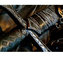 Sword of Bronze Photographic Print