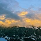 Cloud Formation on the Mountain. by OOSweet