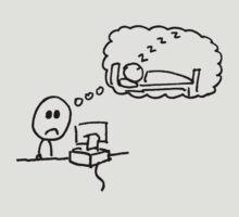 """I wish I was asleep"" by milkand2sugars"