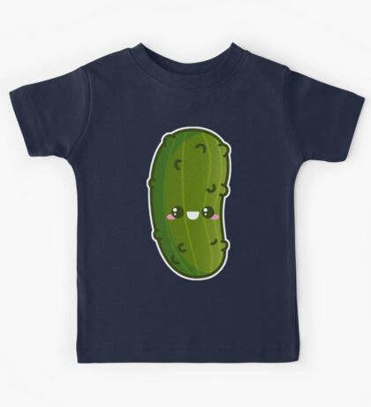 Kawaii Pickle Kids Tee