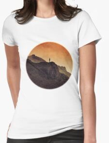 the Martian Womens Fitted T-Shirt