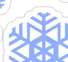 Snow Terror Sticker