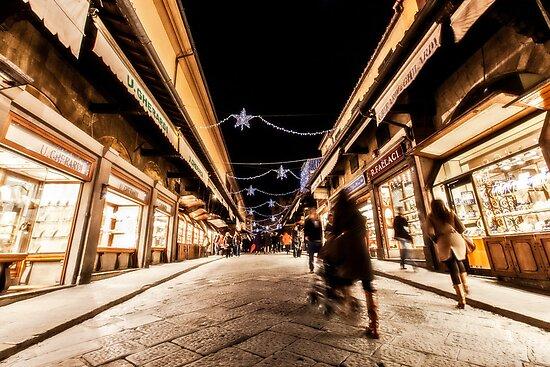 Bright lights, big city... by Revenant