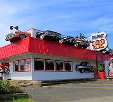 Hot Rod Grill....Bliss, Oregon by trueblvr