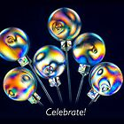 Celebrate! - Greetings Card by BlueShift
