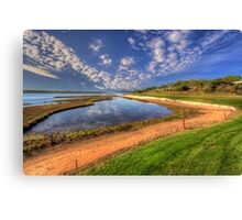 15th Fairway Canvas Print