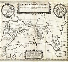 1658 Jansson Map of the Indian Ocean Erythrean Sea in Antiquity Geographicus ErythraeanSea jansson 1658 by Adam Asar