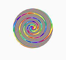 Hypnotic Rainbow Unisex T-Shirt