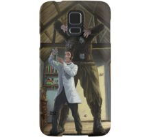 monster loose in victorian science laboratory Samsung Galaxy Case/Skin