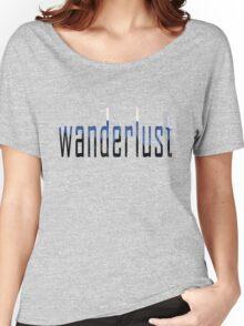 Wanderlust Women's Relaxed Fit T-Shirt