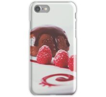 Berry Chocolatey iPhone Case/Skin