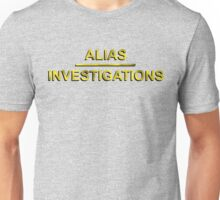 Alias Investigations - Jessica Jones Unisex T-Shirt