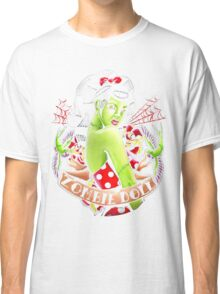 Zombie Doll Tee Classic T-Shirt