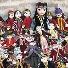 Traditional Uzbek Dolls for Sale by M-EK
