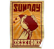 Sunday Sessions Poster