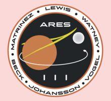 Ares III Baby Tee