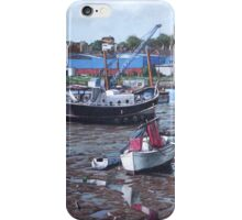 Southampton Northam boats iPhone Case/Skin