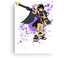 Dark Pit - Super Smash Bros Canvas Print